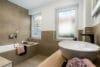 Neu mit Provisionsteilung: Renovierte und bezugsfertige 3-Zimmer Wohnung im Münchener Norden - Bad mit Wanne