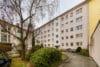 Neu mit Provisionsteilung: Renovierte und bezugsfertige 3-Zimmer Wohnung im Münchener Norden - Ansicht mit Innenhof
