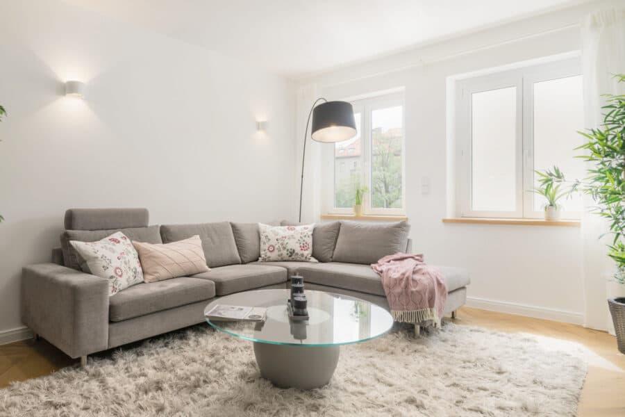 Traumhafte 3-Zimmer Wohnung im Herzen von Schwabing zum Erstbezug nach Renovierung, 80801 München, Wohnung