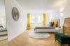 Traumhafte 3-Zimmer Wohnung im Herzen von Schwabing zum Erstbezug nach Renovierung - Schlafzimmer