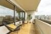 Bezugsfertig und renoviert: 3,5-Zimmerwohnung mit zwei Balkonen in Münchens Top-Lage - Bild