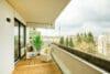 Bezugsfertig und renoviert: 3,5-Zimmerwohnung mit zwei Balkonen in Münchens Top-Lage - Balkon 2