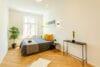 Zum Verlieben! Renovierte 4-Zimmer Altbauwohnung mit Balkon im Glockenbachviertel - Schlafzimmer 2