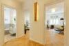 Zum Verlieben! Renovierte 4-Zimmer Altbauwohnung mit Balkon im Glockenbachviertel - Flur / Diele