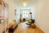 Zum Verlieben! Renovierte 4-Zimmer Altbauwohnung mit Balkon im Glockenbachviertel - Arbeitszimmer-01