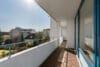 Sonnige und renovierte 3-Zimmer Wohnung mit Süd-Balkon und sehr guter Anbindung - Balkon