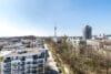 Sonnige und renovierte 3-Zimmer Wohnung mit Süd-Balkon und sehr guter Anbindung - Ausblick Olympiapark und BMW