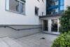 Sonnige und renovierte 3-Zimmer Wohnung mit Süd-Balkon und sehr guter Anbindung - Hauseingang