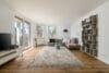 Top renovierte, bezugsfreie 3-Zimmerwohnung mit Südbalkon und guter Anbindung - Bild
