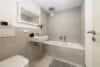 Top renovierte, bezugsfreie 3-Zimmerwohnung mit Südbalkon und guter Anbindung - Bad mit Wanne