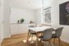 Top renovierte, bezugsfreie 3-Zimmerwohnung mit Südbalkon und guter Anbindung - Essbereich