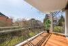 Top renovierte, bezugsfreie 3-Zimmerwohnung mit Südbalkon und guter Anbindung - Balkon