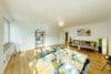 Traumhafte 4-Zimmerwohnung mit Balkon zum Erstbezug nach Renovierung - Essbereich