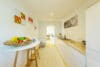 Traumhafte 4-Zimmerwohnung mit Balkon zum Erstbezug nach Renovierung - Küche