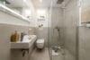 Sonnige und renovierte 2-Zimmer Wohnung mit Südbalkon - Bad mit Dusche