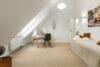 Galeriewohnung mit 4-Zimmern und Terrasse in der Nähe Schloss Nymphenburg - Arbeits- / Kinderzimmer